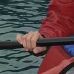 Kayaking: Cold Hand